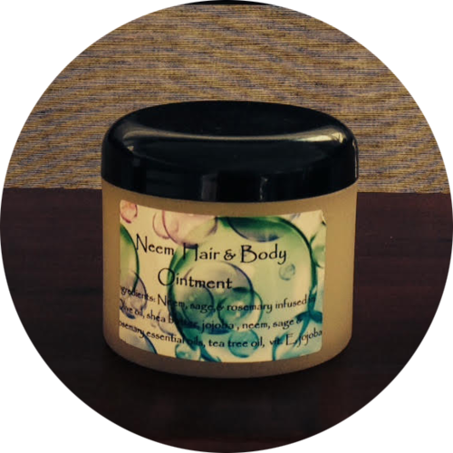 Neem Hair and Body Ointment