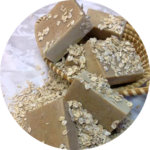 Oatmeal,Goat Milk & Honey Soap